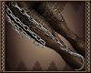 [Ry] Belt hook silver
