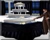 BlueCrystal Wedding Cake