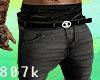 Grey Skinny Jeans K.