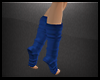 [E] Dark Blue Socks