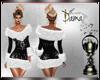 Xmas-Black-White-Dress