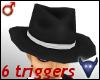 Animated grey hat (m)