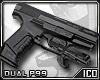 ICO Dual P99s M
