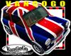VG Union JACK CAR Rally