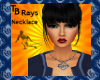TB Rays Necklace