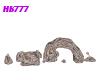 HB777 LC Island RockForm