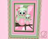 BABY OWL ART