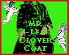 Mr 4 Leaf Clover Coat