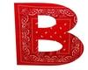 ''B'' Letter