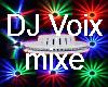 DJ voix mixe