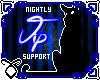 VIP Sticker Support