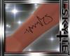 Wrist Tattoo 1