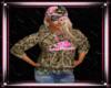 (J)Pink Mossy Hoody