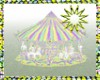 Mardi Gras Carousel