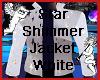 Star Shimmer Jacket Whit
