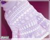 f Big lilac sweater