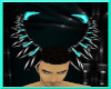 anim-horns teal mens