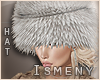 [Is] Fur Hat Grey