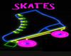Skates Sign