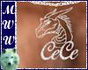 CeCe Dragon Necklace