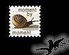 N- Snail Stamp
