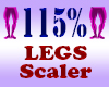 Resizer 115% Legs