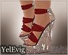 [Y] Uma red sandals