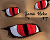 red demon eye