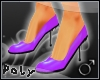 Stilettos .m. [purple]