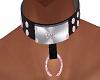 Pink Jewled Collar