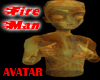 |CS| Fire Man Avatar