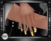 @Dainty with Minion nail