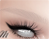 ☾ Indra brows bleached