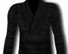 Shawl Sweater Black