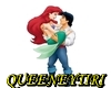 QN*Ariel&Eric Disney