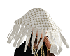 LV WHITE NINJA HAT