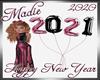!a 2021 RoseBlk Balloons