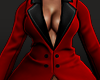 ! Blazer red