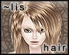 Marcia: sand-blonde