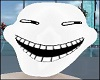 Smiling White Face