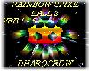 RAINBOW SPIKE BALL 2