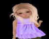 Kids Lavender Top