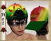 ~H~420 Hat Black