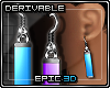 [3D]*Dev*Candy Earrings