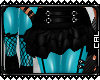 [c] Aex Skirt Blue