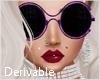 Modern Girl Glasses