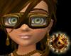 Victobia Brass Goggles