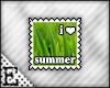[E] I <3 Summer Stamp