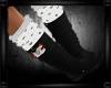 [zuv]christmas boot whit