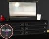 Suave black dresser